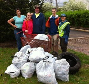 French Creek Cleanup 4-23-16 (Amy Everington) (3)
