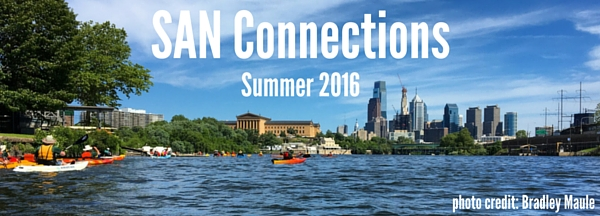 SAN Connections - Summer 2016 4