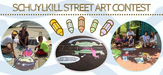 Schuylkill Street Art Contest VR Header