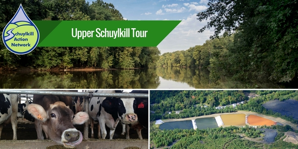 Upper Schuylkill Tour - VR Header