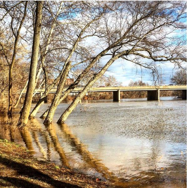 Schuylkill River Heritage Area - sunny day